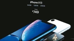 Cens.com News Picture 郭明錤:iPhone XR换机需求优于预期 上修Q4出货10%