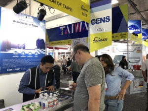 Cens.com News Picture TTG Gives Taiwanese AAPEX Exhibitors a Leg Up
