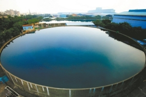 Cens.com News Picture 中鋼導入再生水 產業典範