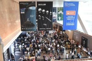 Cens.com News Picture 燈飾展、戶外照明博覽、環保展吸引逾73,000買家 按年升6%  業界對明年市道審慎樂觀 智慧城市和智能家居帶動燈飾業發展