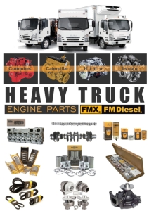 Tedsco Inc. offers professionally-made, top quality engine parts for heavy trucks. (photo courtesy of Tedsco Inc.)