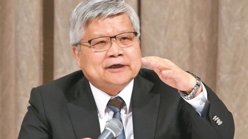 台積電總裁魏哲家。 報系資料庫
