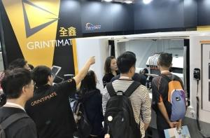 Cens.com News Picture 全鑫亞洲唯一 汽車齒輪軸研磨機 效率增10倍