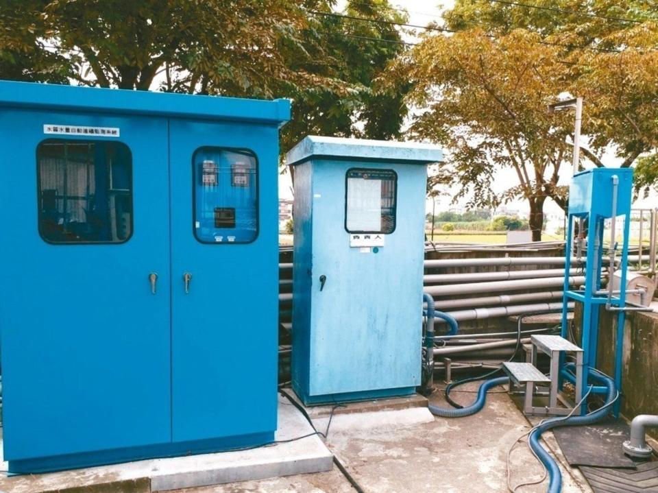 水質現場監測站 廠商/提供
