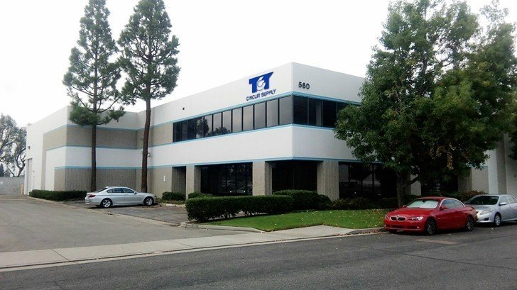 TCT CIRCUIT SUPPLY新廠房。 創國/提供
