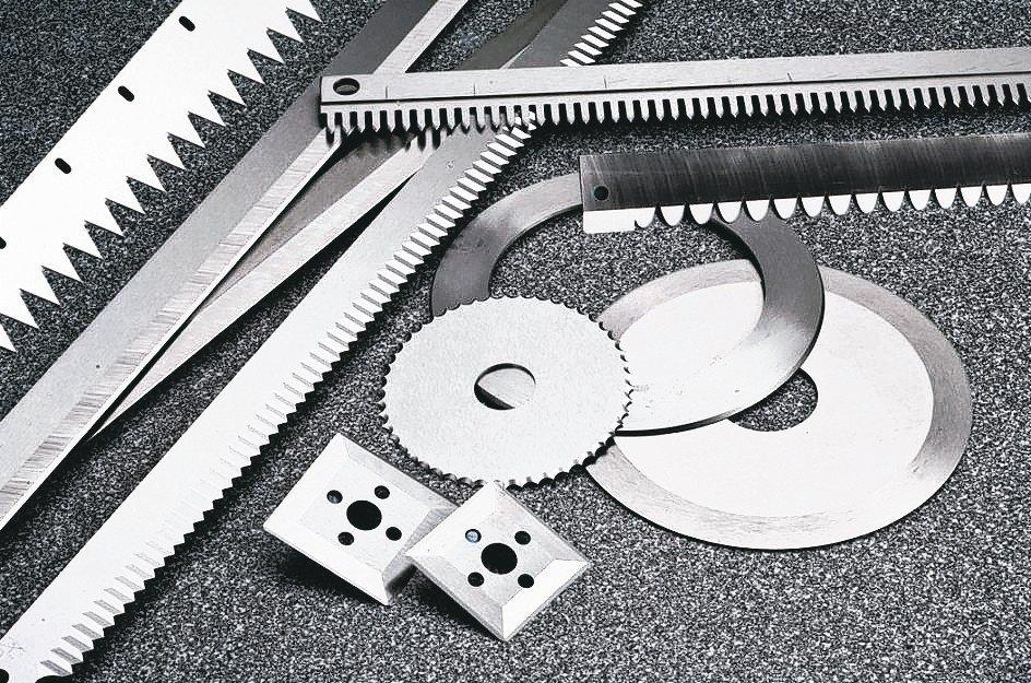 合勝制刀「HS」刀具,符合多元化產業切割需求。 合勝制刀/提供