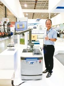 中華汽車生產事業部協理楊鴻慶。 綠捷/提供