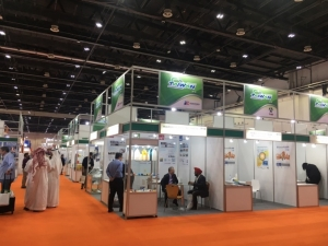 Taiwan Firms Kicks off 2019 at ArabPlast </h2>