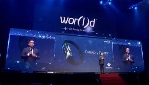 沃德全球公司执行长暨总裁Fabio Galdi致力研发穿戴式智能设备多样性,即时掌握至亲家人的健康大数据。沃德/提供