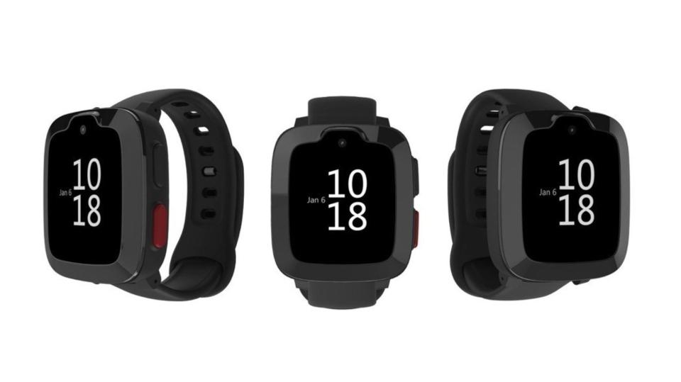 優納比與Omate共同推出經濟實惠的節能智慧手錶「Omate O6S」,具有30天的電池續航力,並具備GPS定位、計步器及緊急求救的功能。 優納比/提供