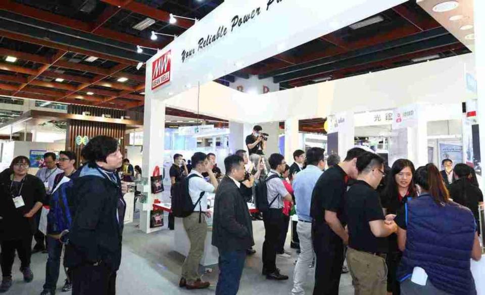 去(2018)年台灣國際照明科技展現場。 貿協/提供