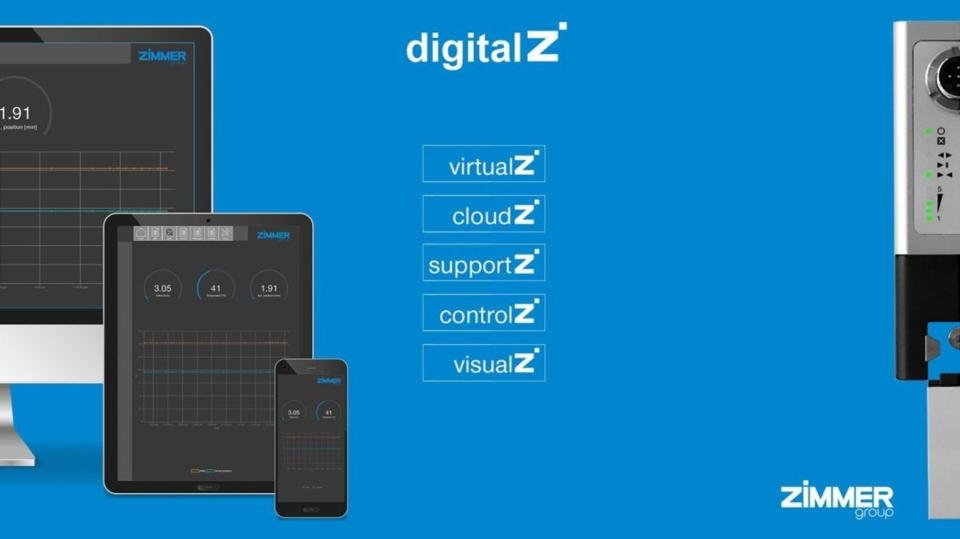 極馬集團多工整合的智慧型數位模組DigitalZ。 極馬亞洲/提供