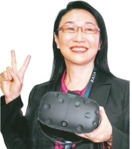 Cens.com News Picture 王雪红将赴MWC谈VR