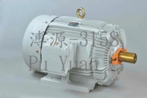 溥源電機公司推出高效率馬達。 溥源電機/提供