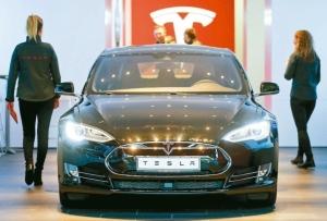電動車大廠特斯拉即將成為和大工業最大客戶。 (路透)