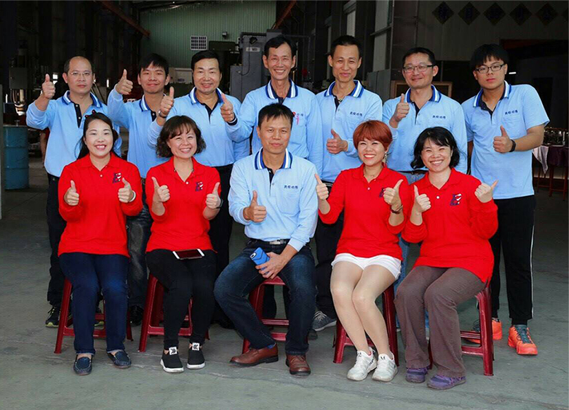 Kaen Gong Yang celebrates the completion of their newest factory in November, 2018. (Photo courtesy of Kaen Gong Yang)