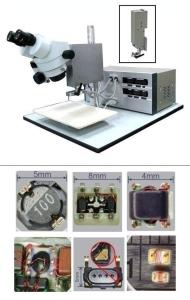 景興電腦科技代理經銷日本AVIO高速高品質焊接機熔接機系列,精準度高,具有微處理器存儲焊接參數,適合單機或自動化或半自動化作業。 廠商/提供