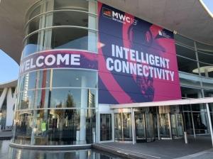 2019 MWC大展於西班牙巴塞羅納登場,全球移動通訊大展,台灣館展實力。工研院/提供