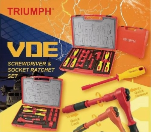 Cens.com News Picture Triumph Flying Enterprises Co., Ltd.--SOCKET & TOOL KIT SET, VDE ...