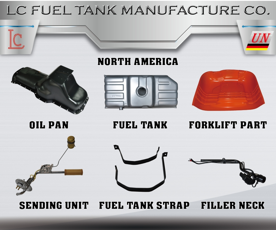 LC Fuel Tank Manufacture Co. offers North American vehicle fuel solutions. (Photo Courtesy of LC Fuel)