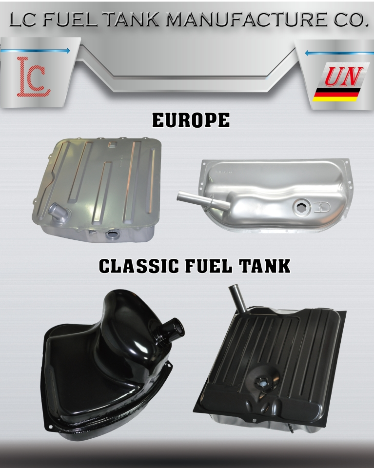 LC Fuel Tank Manufacture Co. aims for European classic car market with its quality auto parts. (Photo Courtesy of LC Fuel)