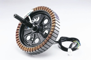 Cens.com News Picture 泓創綠能 發表輪轂電機動力系統