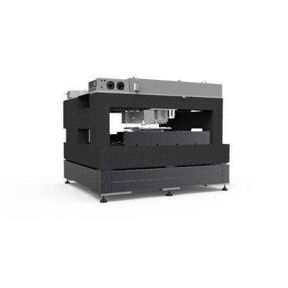 多波長激光精微CNC加工機。 京碼公司/提供