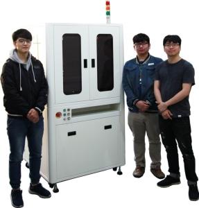 Cens.com News Picture 鼎宸高雄自動化工業展 展出元件外觀檢查篩選機