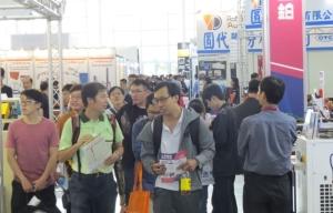 南台灣規模最大的專業展-2019高雄自動化工業大展多年來建立良好口碑,現場參觀人潮不斷。 李福忠/攝影