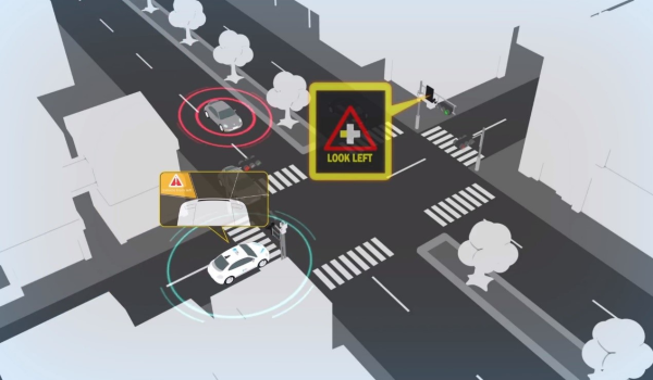 路口意外層出不窮,為解決視線死角問題提升用路人安全,工研院研發iRoadSafe智慧道路安全警示系統,將在美國紐約時間(4)日晚間獲頒有「創新界奧斯卡獎」美譽的愛迪生獎(Edison Awards),台灣創新ICT科技閃耀全球。