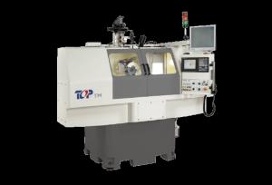 鼎維工業TM-4/TG-4 CNC 螺旋鉋齒刀磨銳機,適用於直鉋齒刀具、螺旋鉋齒刀具及傘齒刀具刃口磨鋭,受英國及義大利原廠刀具製造商認可,使用者好評不斷。 鼎維工業/提供