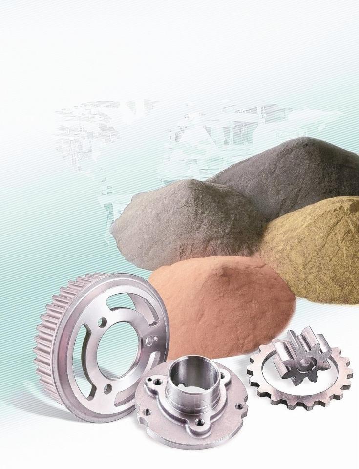旭宏金屬專挑高難度粉末冶金製品產銷策略大成功。 旭宏金屬/提供