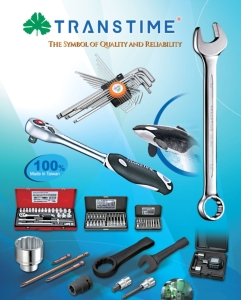 Transtime Tools offers professional, durable, chrome-molybdenum steel-made hand tools. (photo provided by Transtime Tools)