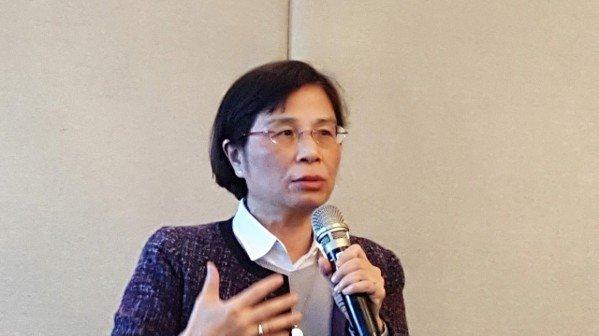 國貿局長楊珍妮