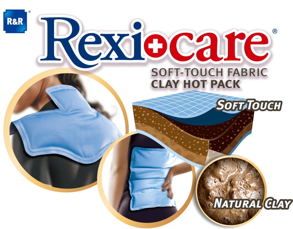 Rexicare Clay Hot Pack