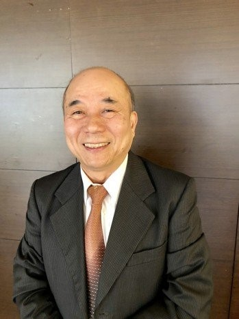 The chairman of Taiwan Association of Machinery Industry (TAMI) ,Alex KO (photo provided by Song Jian sheng)