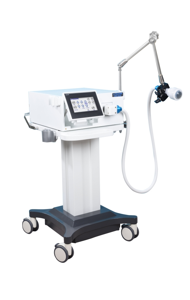Extracorporeal Shock Wave Therapy (photo provided by Lite-Med Inc. )