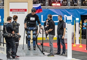 Cybathlon (photo provided by Maxon Motor Taiwan Co., Ltd.)