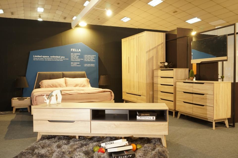 圖/馬來西亞國際傢俱展提供