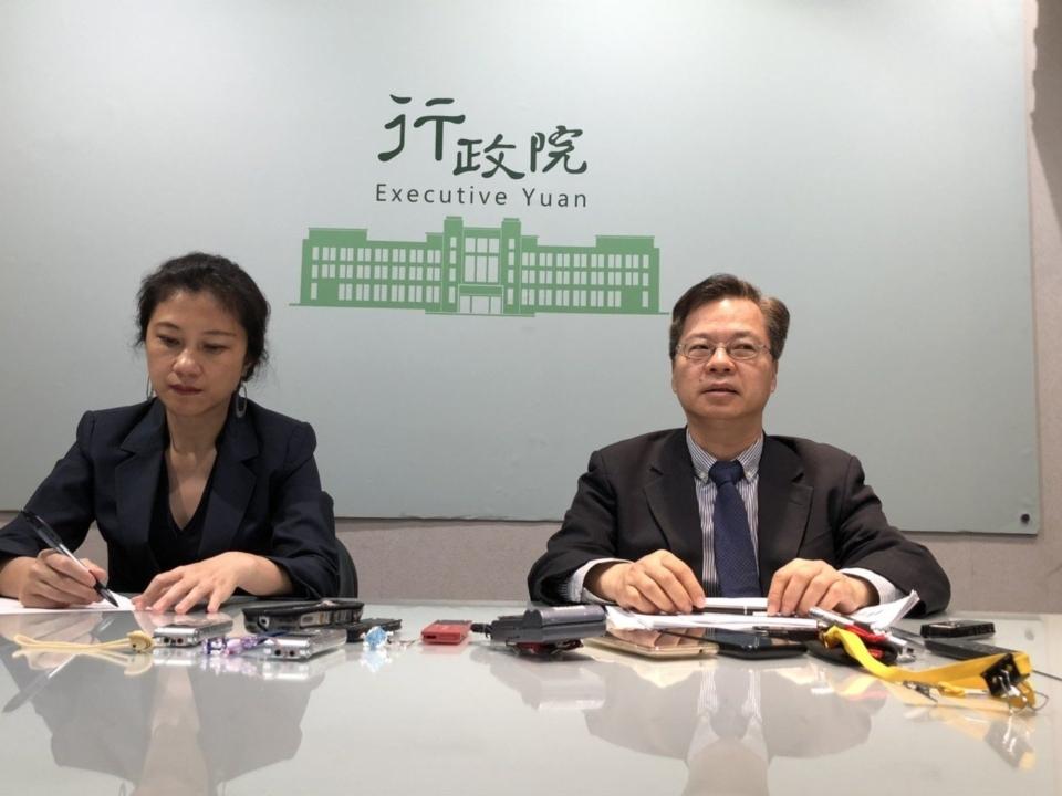 政院估2025前將有4兆元動能撐台灣。記者賴于榛/攝影