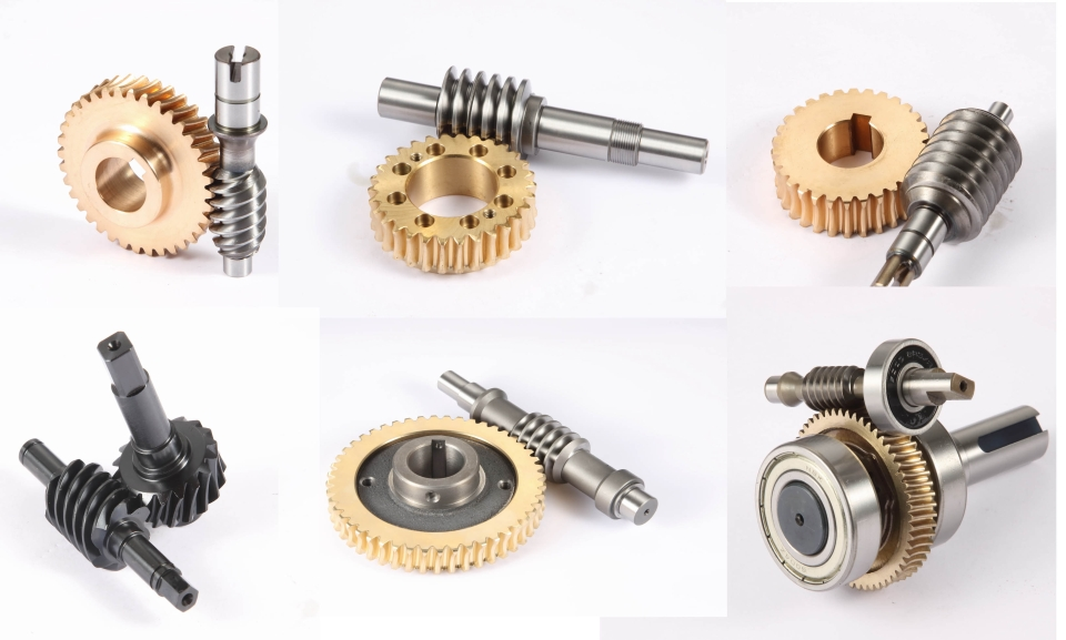 Chun Yeh Gear offers selections for gears, pinions, worm and worm wheels, reduction gearbox parts and gearbox design R&D. (photo provided by Chun Yeh Gear Co., Ltd.)