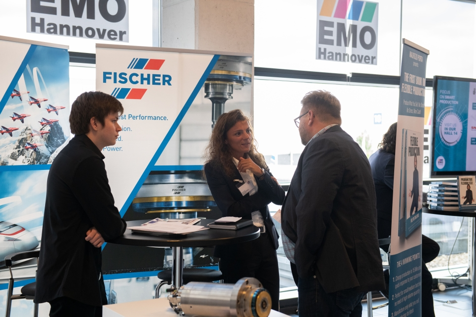 The EMO Hannover 2019 Preview (photo courtesy of German Machine Tool Builders` Association )