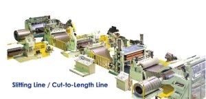 Cens.com News Picture Gu Yu Machinery Co., Ltd.--Automatic steel plate slitting machine...