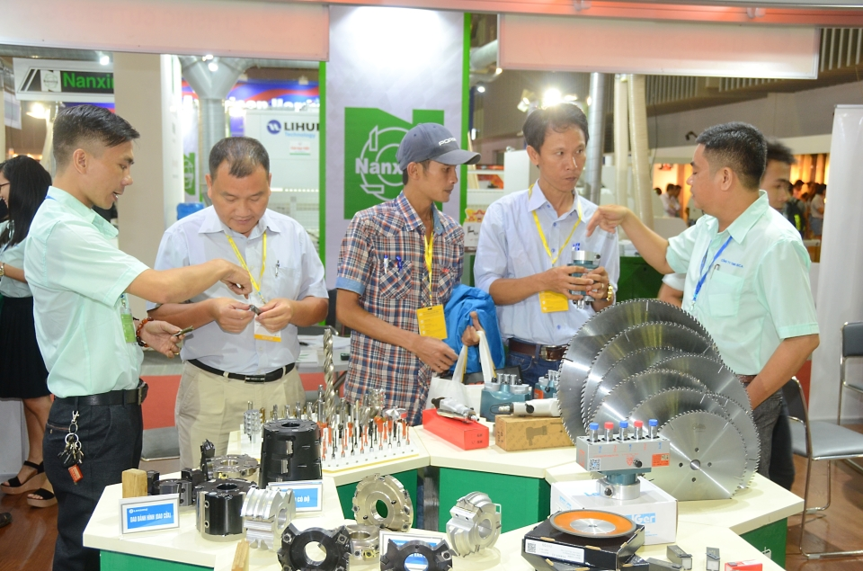 VietnamWood to run Sept. 18-21 with record number of exhibitors and 40% more exhibition space.</h1>
