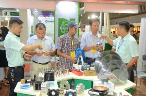 越南木工展於9月18日-21日,展出面積提升40%,參展廠商數量破紀錄展出</h2>