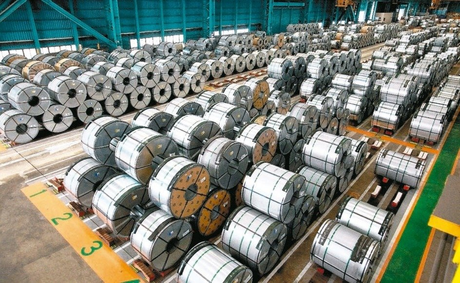 China Steel Corporation's bar and rod`s price tended to be unchanged. The cost structure of major fastener factory Chunyu, Tycons and Sanshing tended to be stable (photo courtesy of UDN)