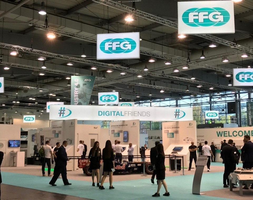 This year, the Friendship Group has exhibited the entire 14-store exhibition with a booth area of 6,700m2.