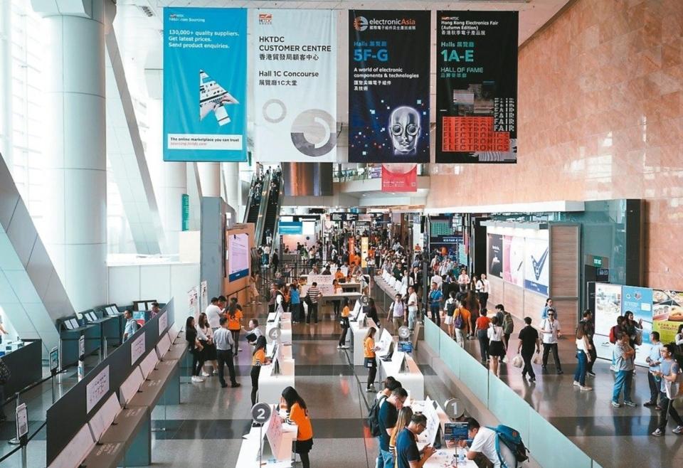 香港秋季电子展开幕 3,740家企业参展</h1>