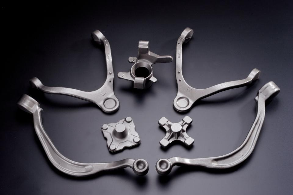 Blacksmith offers professional auto parts. (Photo courtesy of Blacksmith)
