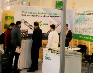 Tai Cheer has garnered global buyers attention at National Hardware Show 2019 by its quality products (Photo courtesy of Tai Cheer)